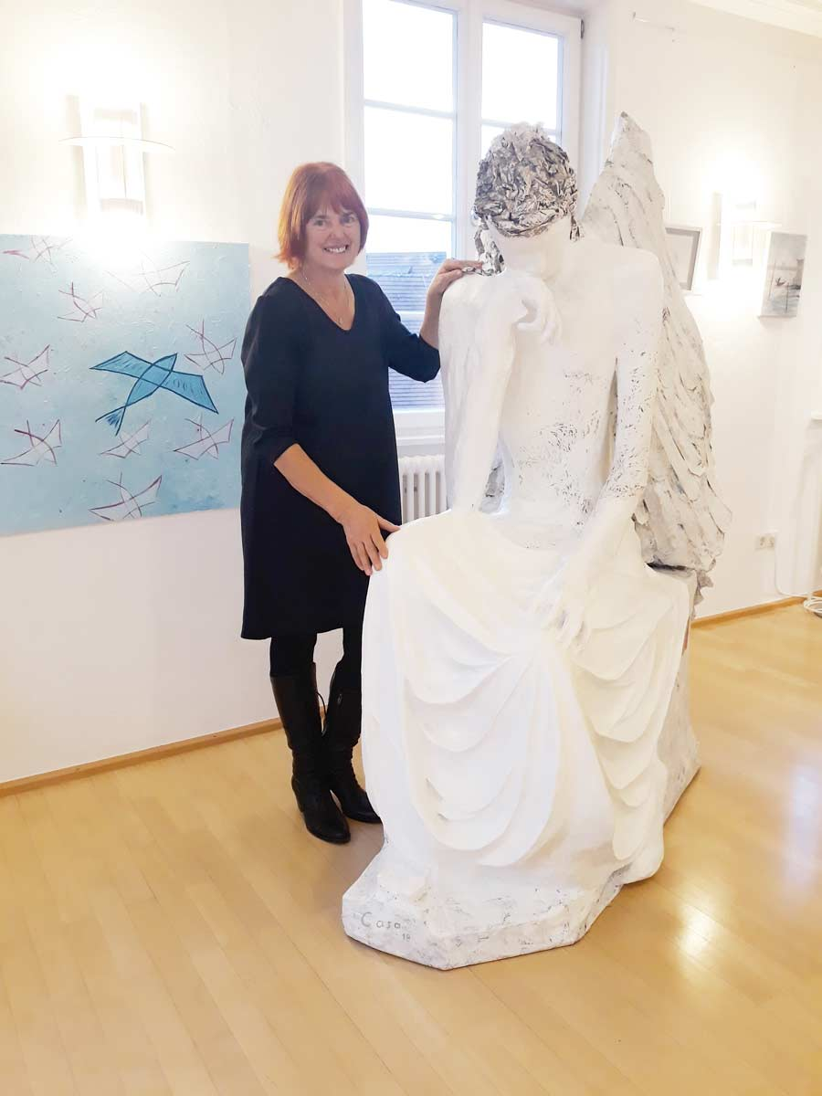 Casabianca Ausstellungen Skulptur